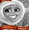 2013 Legendary Mix-n-Match Badge