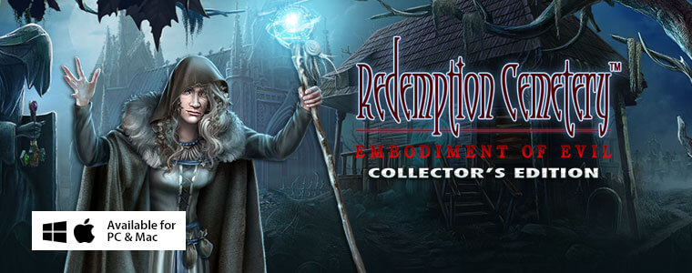 Redemption Cemetery: Embodiment of Evil CE + Bundle Sale