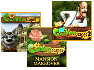 Gardenscapes Games