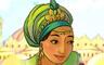 StoryQuest Arabian Nights Badge