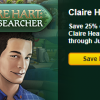 Save 25% on Select Claire Hart Episodes