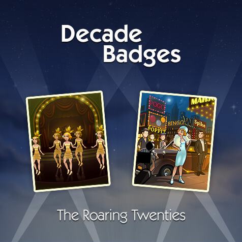 Decade Badges - Coming Soon!