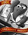 2006 Legendary Mix-n-Match Badge