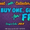 Weekend Sale: Collector's Editions — Buy One, Get One Free