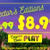 Coupon Code: Get Collector's Editions for $8.99 Each