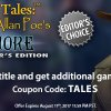 Special Sale: Buy Dark Tales, Get Additional Games for Half Off!