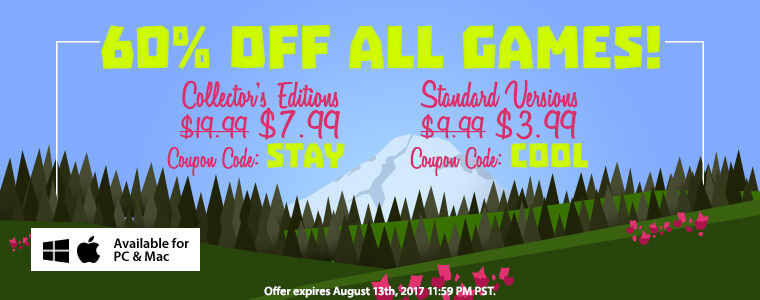 Weekend Sale: All Games are 60% Off