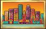 Mahjong Escape Los Angeles Badge
