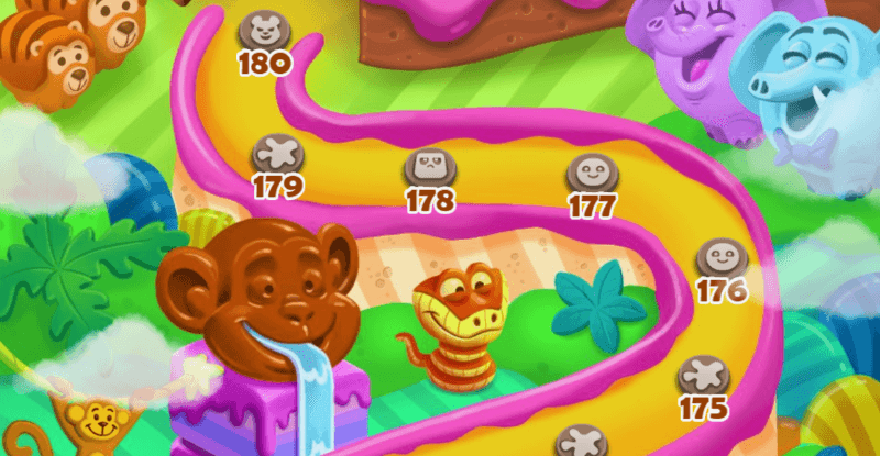 Cookie Connect Update - 180 levels
