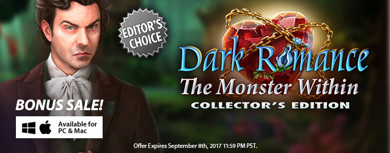 Dark romance the monster within ce bundle sale for Big fish casino promo code free chips