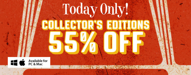 Coupon Code: Get Collector's Editions for 55% off Each