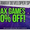 Developer Spotlight: AMAX Interactive + Coupon Code