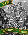 New Superstar Offer: Free Legendary Badge