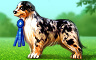Claire Hart - Case 74, Part 3: Crafty Canine - The Prizewinning Pup Badge