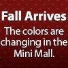 Mini Mall: Autumn Scenes