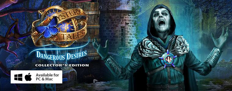 Mystery Tales: Dangerous Desires CE + Bundle Sale