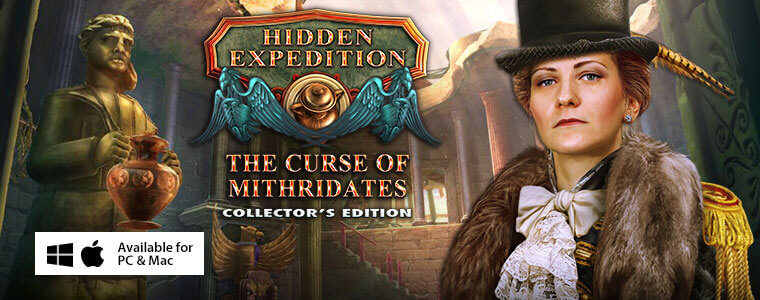 Hidden Expedition: The Curse of Mithridates CE + Bundle Sale