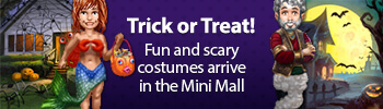 Mini Mall: Halloween Frights
