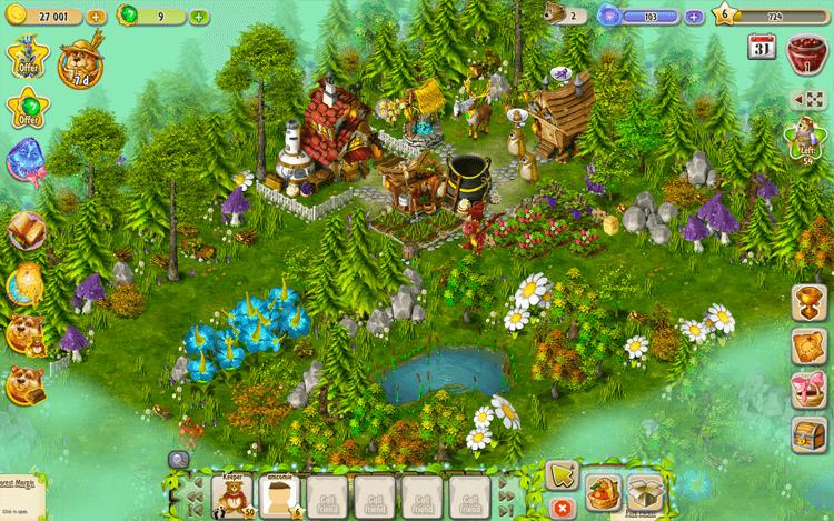 Dreamfields: Overworld