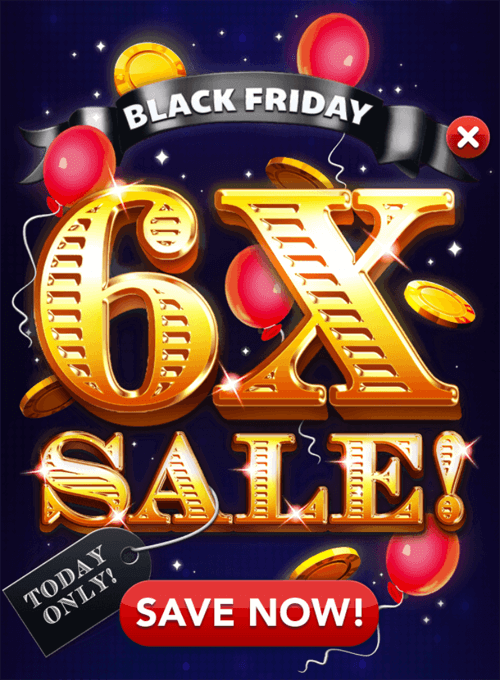 6x chips gold sale today only for Big fish casino free chips promo code