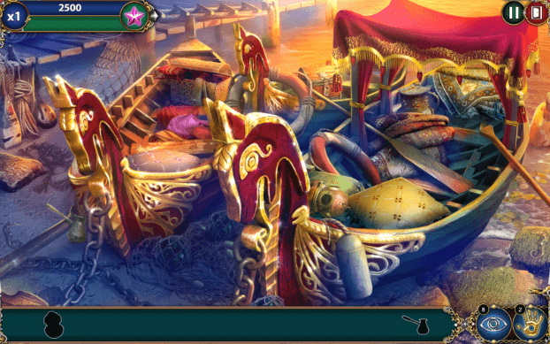 Wanderland, free to play PC hidden object game