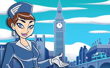 Jet Set Solitaire City Badge