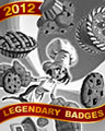 2012 Legendary Mix-n-Match Badge