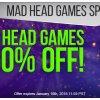Developer Spotlight: Mad Head Games + Coupon Code