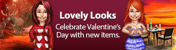 Mini Mall: Valentine's Day