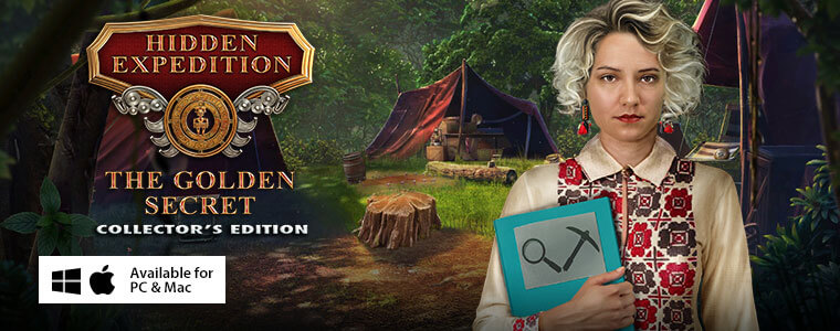 Hidden Expedition: The Golden Secret CE + Bundle Sale
