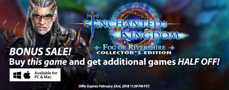 Enchanted Kingdom: Fog of Rivershire CE + Bundle Sale