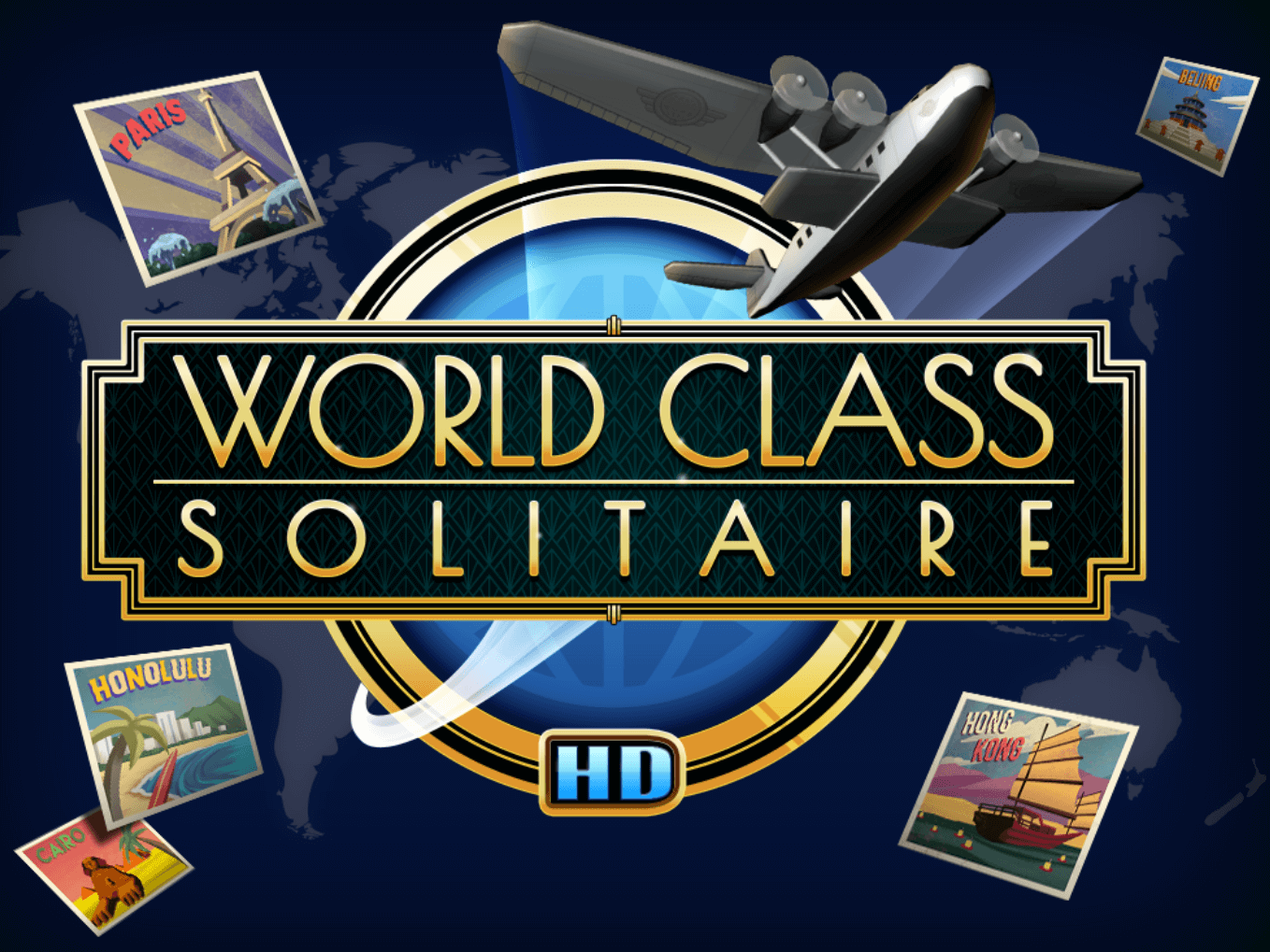 Now available world class solitaire hd for Gold fish casino promo codes