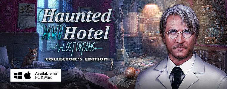 Haunted Hotel: Lost Dreams CE + Bundle Sale