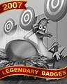 2007 Legendary Mix-n-Match Badge