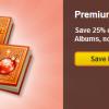 Sale: Save 25% on 12 Select Premium Badge Albums
