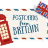 Mini Mall: Free Mini Items for Postcards from Britain