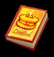 15th Birthday Bash Premium Badge Album