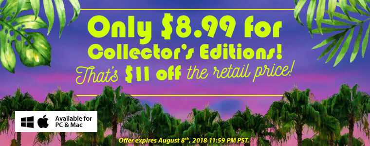 Coupon Code: 55% Off All Collector's Editions