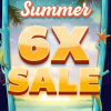 6X Chips & Gold Sale