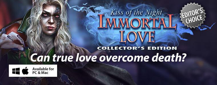 Immortal Love: Kiss of the Night CE + Bundle Sale