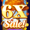Big Fish Casino: 6X Sale
