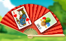 Solitaire Gardens Rank 110 Badge