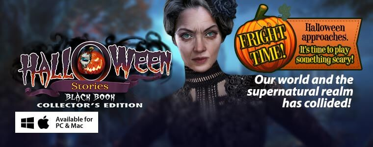 Halloween Stories: Black Book CE + Bundle Sale