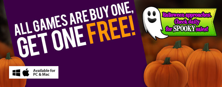 Weekend Sale: All Games Are Buy One, Get One Free
