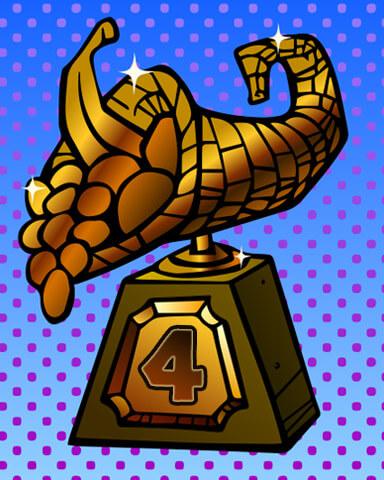 Phlinx II Autumn Odyssey Week 4 Badge