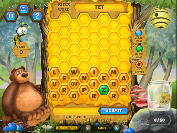 Now Available: Tumble Bees HD