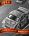 2014 Legendary Mix-n-Match Badge