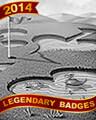 2014 Legendary Mix-n-Match Badge