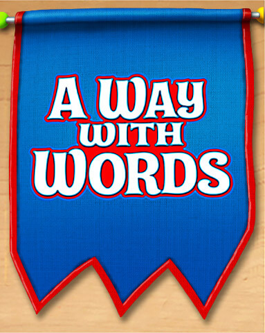 A Way With Words - Winning Ways Badge