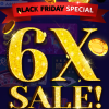 Big Fish Casino 6X Chips & Gold Sale
